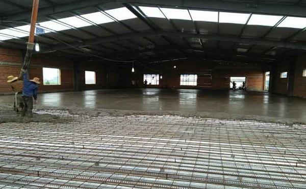 4 vật liệu chuyên dụng cho sàn nhà thép tiền chế