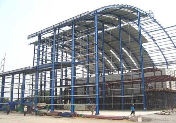 5 nguyên tắc cần nhớ trong chọn khung nhà thép tiền chế