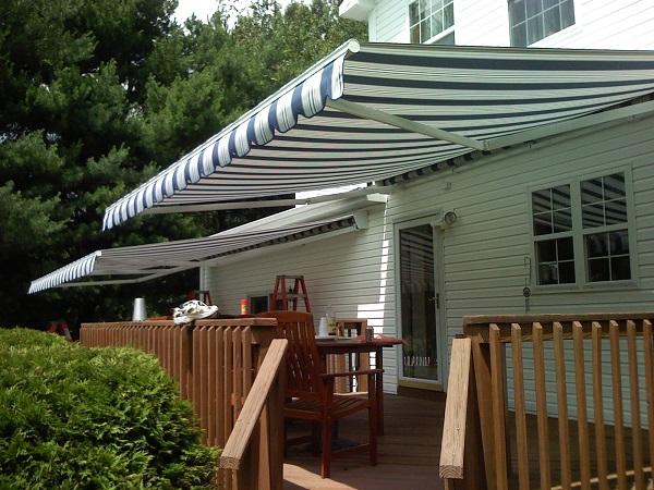Bảo vệ sức khỏe nhờ sử dụng mái che chống nắng