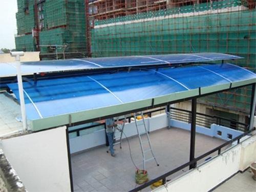 Cách chọn mái vòm sân thượng đẹp cho ngôi nhà hiện đại