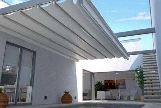 Giải pháp bảo vệ khung sắt mái che bền đẹp