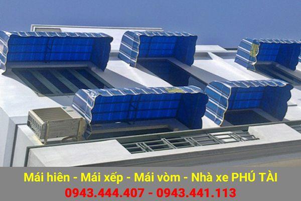 Mái che cửa sổ PT40