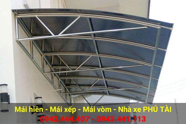 Mái vòm cửa sổ PT150