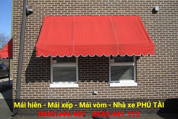 Mái vòm cửa sổ quán cafe PT05