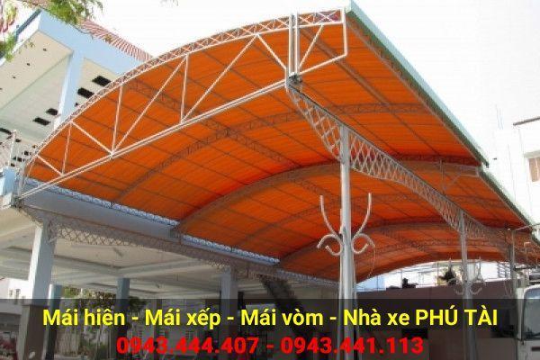 Mái vòm sân thượng PT71