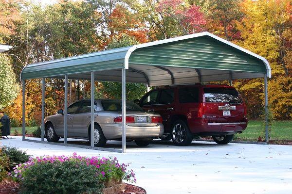 3 mẫu mái che nhà xe bạn có thể lắp đặt ngay