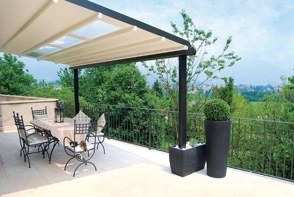 3 vị trí lý tưởng để lắp đặt mái che cho ngôi nhà