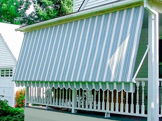 Bảo vệ mái bạt che mưa tốt nhất trong mùa mưa