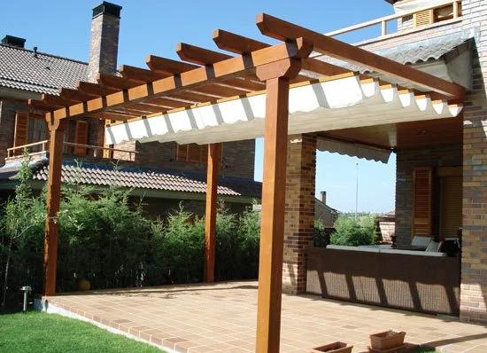 Trang bị mái che ngoài trời giúp mang lại nhiều lợi ích thiết thực