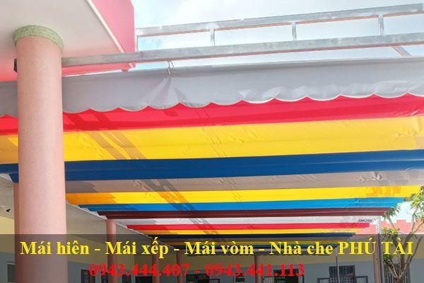Nhà bạt không gian Phú Tài
