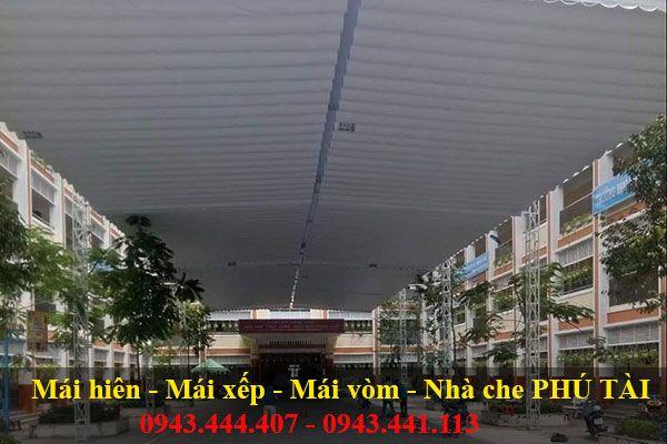 Nhà bạt phụ kiện Phú Tài